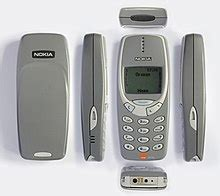nokia 3210 alt a grey orange branded 3310 seen from angles