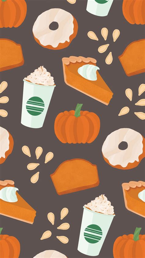 Background Home Screen Fall Thanksgiving Wallpaper by Fall Homescreen Backgrounds Fall Wallpaper Iphone