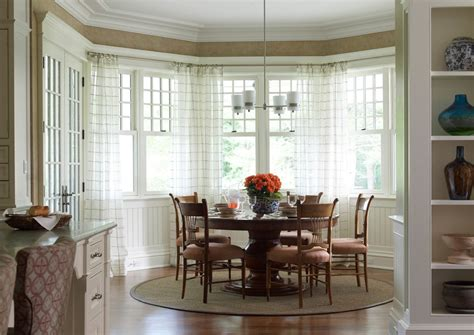 marvelous window treatments  bay windows mode san