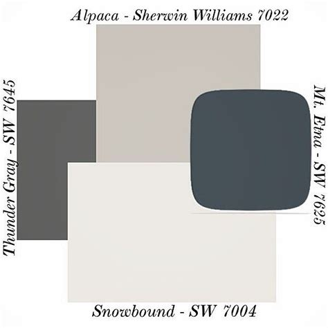 alpaca paint color sw 7022 by sherwin williams view