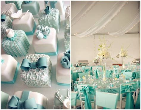 how to plan a tiffany blue theme wedding all things