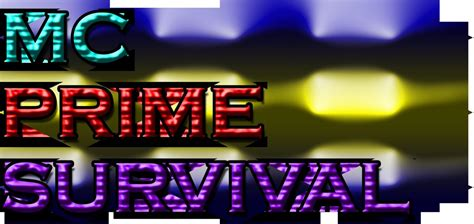 mc best servers mc prime survival minecraft server