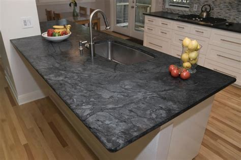 Soapstone Refinishing, Crack & Chip Repair Removal