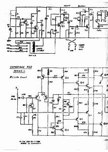 Cambridge P60 Sch Service Manual Download  Schematics