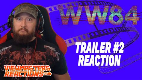 WONDER WOMAN 1984 OFFICIAL MAIN TRAILER REACTION - YouTube