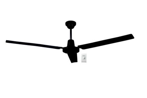 Industrial Ceiling Fans Menards by Canarm Ltd Canarm 56 Quot Black Commercial Ceiling Fan With 4