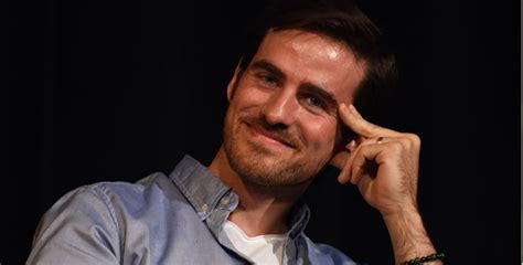 colin o donoghue meet and greet fairy tales 3 colin o donoghue hook participera aussi