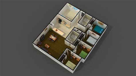 Floor Plans - JMU Off Campus Student Housing - The Mill At ...