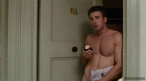 chris evans nude — full frontal cock exposed