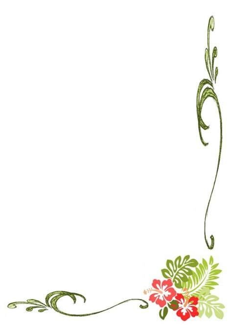 simple flower borders design hd border designs