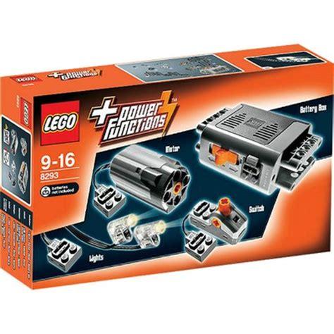 Acheter Un Ensemble Moteur Lego 174 Power Functions 8293 Sur