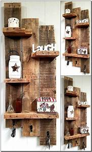Best 20+ Pallet shelves ideas on Pinterest Pallet
