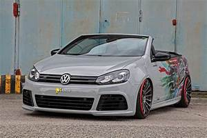Volkswagen Golf Vi : schmidt picks tuned vw golf vi convertible to show off new rims carscoops ~ Gottalentnigeria.com Avis de Voitures