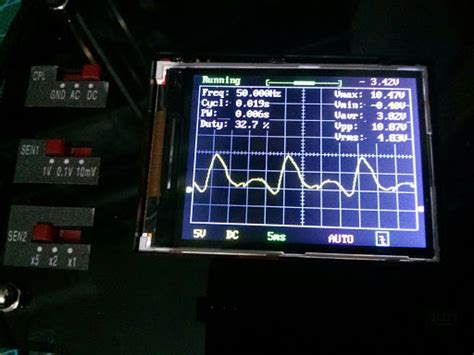 full wave bridge rectifier-or oscilloscope, what's wrong ...