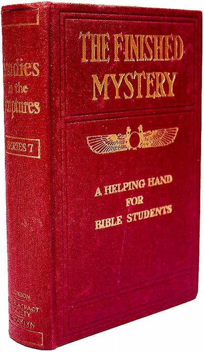 Mystery Finished Revelation 1917 Watchtower Jw Kings