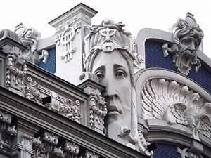 Art Nouveau Architecture : the influence of art history on modern design art ~ Melissatoandfro.com Idées de Décoration