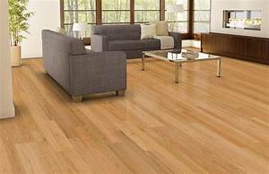 natural ambiance red oak select better lauzon With parquet merisier