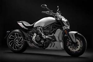 Iceberg White Ducati XDiavel S Unveiled at Faaker See ...