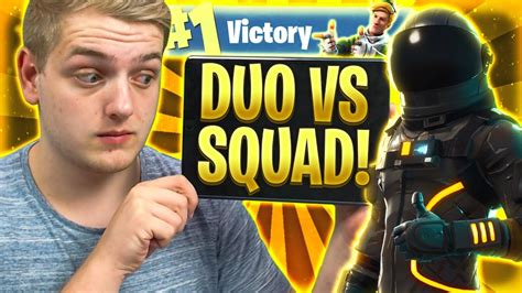 duo  squad record fortnite mobile mit flobby youtube