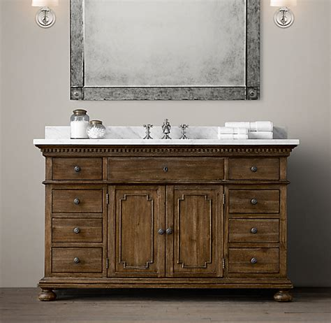 st james single extra wide vanity