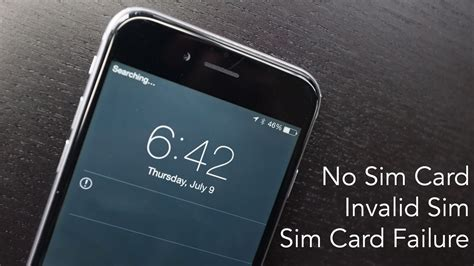 iphone sim failure iphone keeps saying no sim card how to fix unactivated