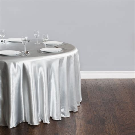 wedding table cloth runners free shipping 10pcs cheap silver 70 39 39 90 39 39 108 39 39 120 39 39 132
