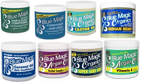Blue Magic Hairstyles Hair Care Leave In Conditioner