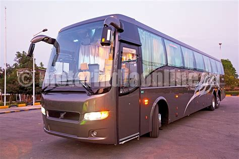 volvo  export   india buses  europe