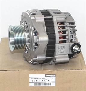 Oem Genuine Alternator To Fit Gu Patrols With Zd30 Engine
