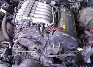 1998 Mitsubishi Motors 6a12 F5m42 F5a42 Engine Service