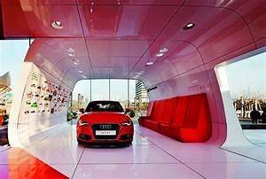 Audi A1 Garage : audi are a1 showroom design by schmidhuber partner audi are a1 garage design interior modern ~ Gottalentnigeria.com Avis de Voitures