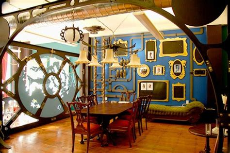 steam office 28 crazy steunk home office designs digsdigs