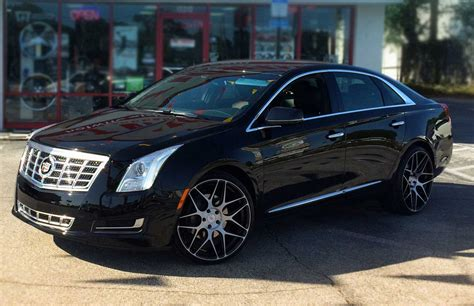 cadillac xts wheel and tire packages