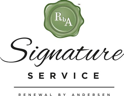 Signature Service |Replacement Windows | Renewal by ...