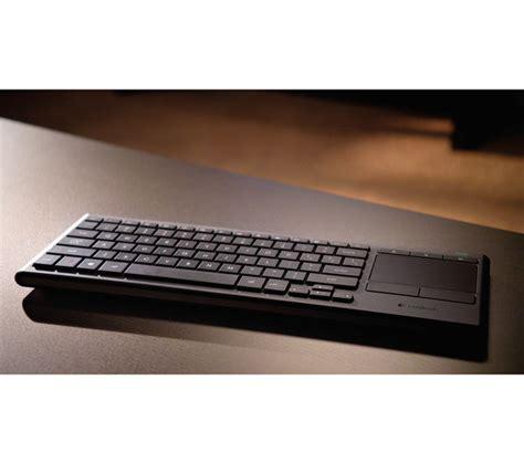Illuminated Living Room Keyboard K830 by Logitech Illuminated Living Room K830 Wireless Keyboard