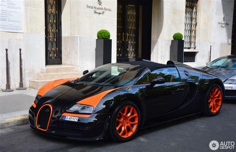 Bugatti Sports Car 2016 by Bugatti Veyron 16 4 Grand Sport Vitesse World Record Car