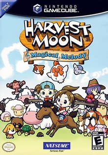 harvest moon magical melody wikipedia