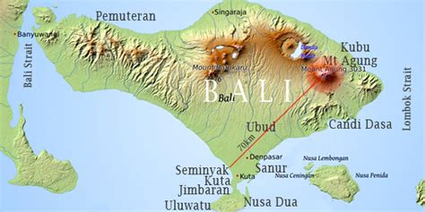 bali travel safety update tracking   nov
