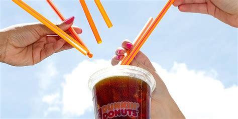 Dunkin' Donuts And Coca-cola Partner For Bottled Iced