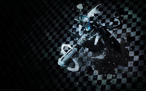 black rock shooter fondo de pantalla hd fondo de
