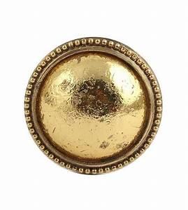 Bouton De Meuble Vintage : bouton de meuble puce or style vintage en m tal boutons ~ Melissatoandfro.com Idées de Décoration