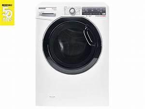 Lave Linge En Solde : lave linge ouverture hublot 13 kg hoover dwfl413ah8 1 47 ~ Premium-room.com Idées de Décoration