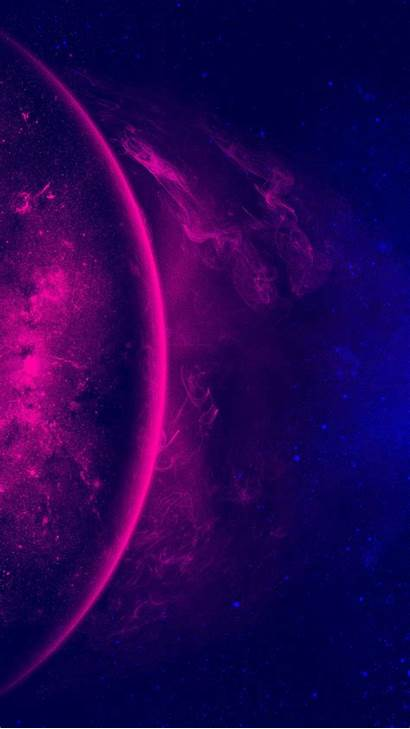 Galaxy Purple Wallpapers Iphone Backgrounds Screen Trippy