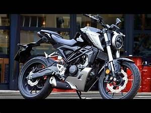Honda Cb125r 2018 : 2018 new honda cb125r youtube ~ Melissatoandfro.com Idées de Décoration