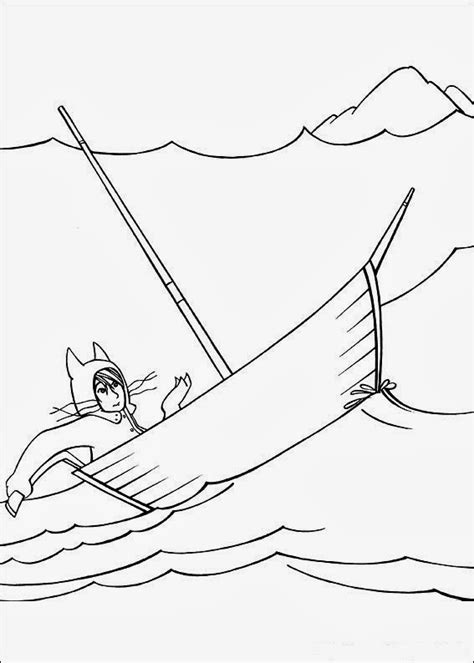 Where The Wild Things Are Fruit Boat by Fun Coloring Pages Where The Wild Things Are Coloring Pages