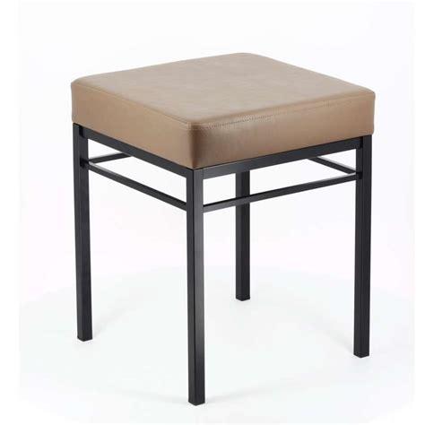 tabouret bas de cuisine tabouret bas de cuisine en métal quadra 4 pieds tables