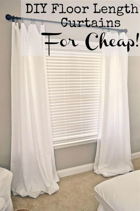 best 25 cheap window treatments ideas on