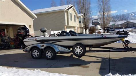 Small Fishing Boats For Sale In Utah by 2014 Used Ranger Boats Z519c Bass Boat For Sale 48 975