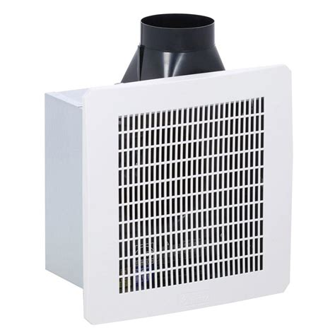 delta breez signature 130 cfm ceiling humidity sensing exhaust bath fan vfb25aeh the home depot