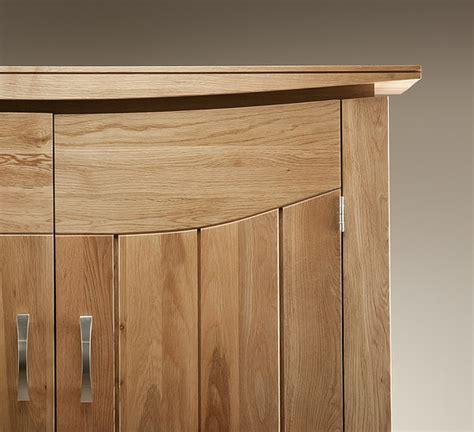 Tokyo Sideboard by Tokyo Solid Oak Small Sideboard Oak Furniture Land